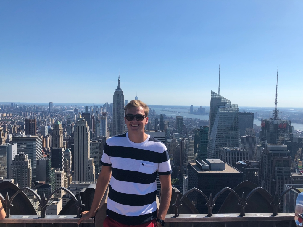 Meet Henk-Jan in New York!